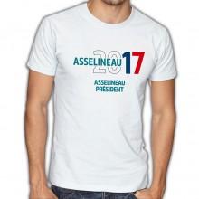 Tee-shirt Asselineau 2017