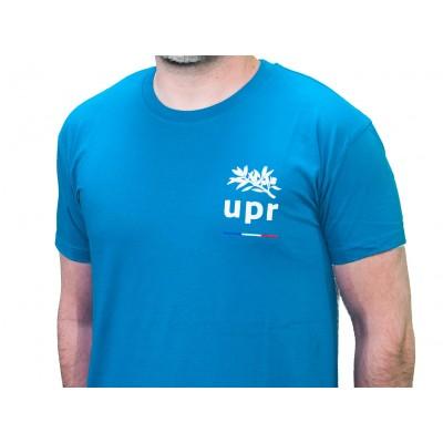 T-shirt bleu UPR