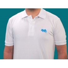 Polo Blanc UPR Homme