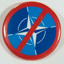 Badge UPR OTAN 38mm