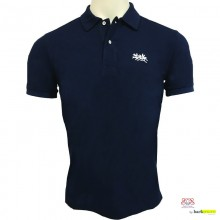 Polo bleu UPR Homme