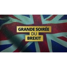 Billet pour la Grande soirée du Brexit